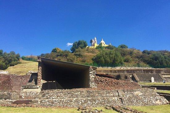 CHOLULA: Pre-Hispanic Times Tour...