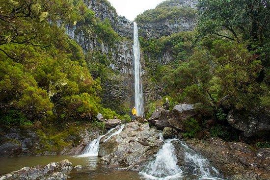Rabaçal-watervallen