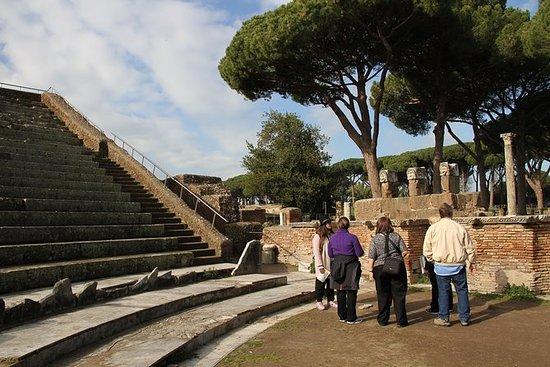 Ostia Antica: excursion privée d'une...