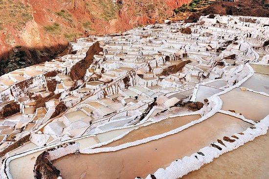 Minas de sal de Moray y Machupicchu...