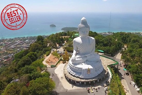 Fantastisk Phuket Island & Big Buddha...
