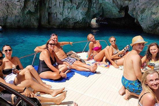 Excursión en barco a la isla de...