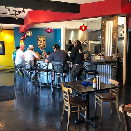 Review Of The Funky Kitchen Cave Junction Or