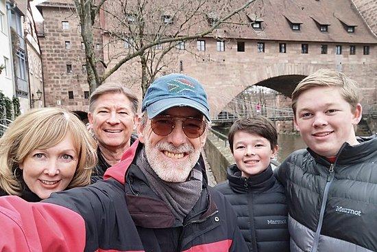 Tour privado de Nuremberg combinado...