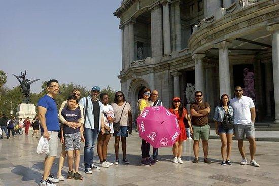 Free Walking Tour Mexico City