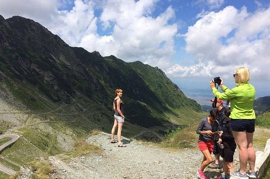 Transfagarasan Highway, Balea Lake und Brancoveanu Monastery - Tour...