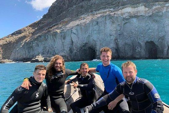 Snorkel De Barco Y Visitando Puerto...