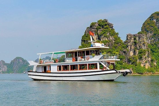 Halong Bay Cruise volledige dagtochten