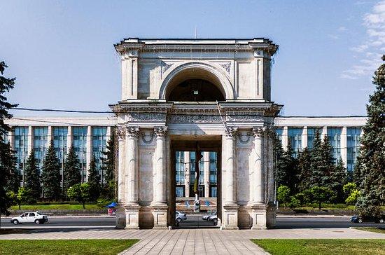 Chisinau City Tour - Cricova Winery