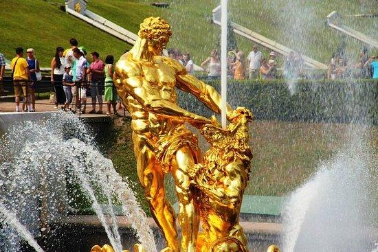 Subúrbios Imperiais de São Petersburgo: Peterhof & Pavlovsk Palace Tour.: St-Petersburg Imperial Suburbs: Peterhof & Pavlovsk Palace Tour.
