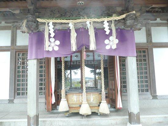 Nagaya-temmangu Shrine: 本殿