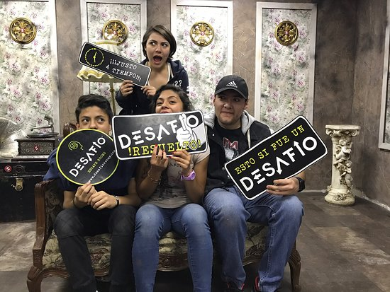 Desafio Escape Rooms