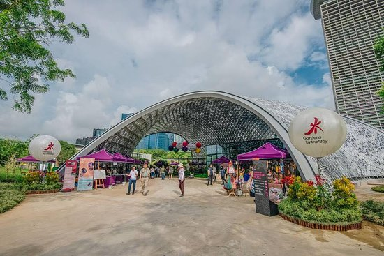 Pop-up Markets in Singapore