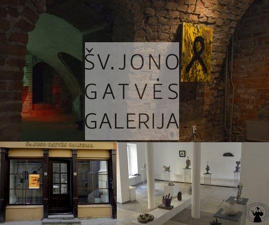SV. Jono Gatves Galerija (Medaliu Galerija)
