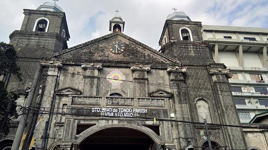 Sto. Nino de Tondo Church