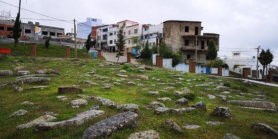 Chefchaouen Cemetery