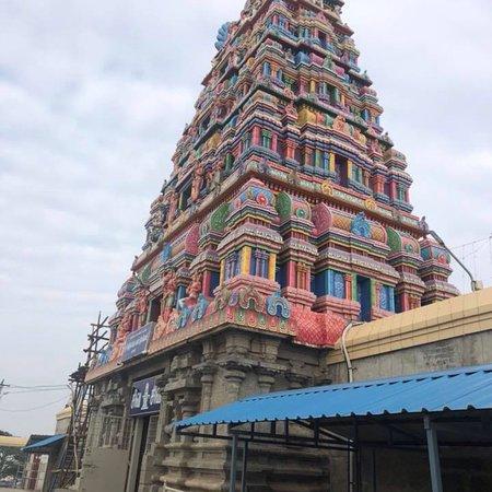 Arulmigu Maragathamigai Chandra Choodeshwara Temple