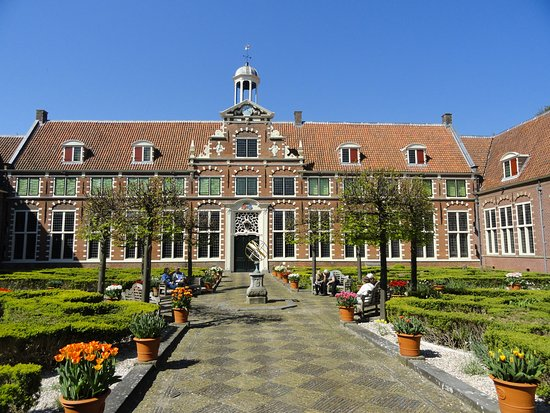 Frans Hals Museum - Hof