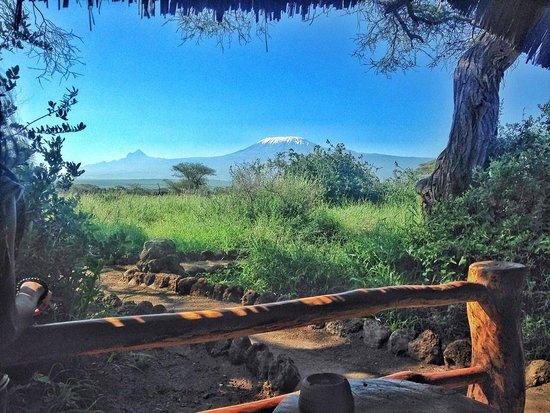 Double bed - Picture of Kibo Safari Camp, Amboseli National Park - Tripadvisor