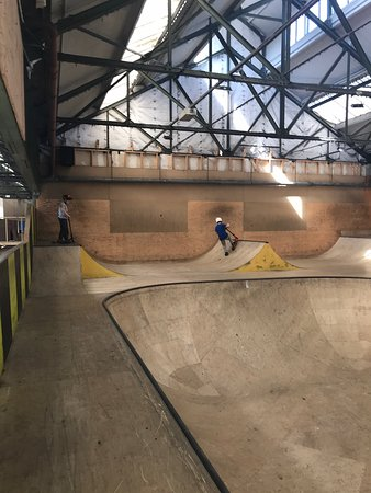 ‪Creation Skatepark‬