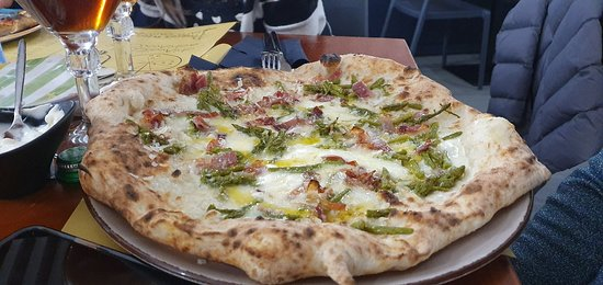 Un nome una garanzia.. Prodotti di primissima qualità accompagnati da passione e amore per la pizza