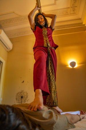 Thai Spa Massage Barcelona: Masaje Thai