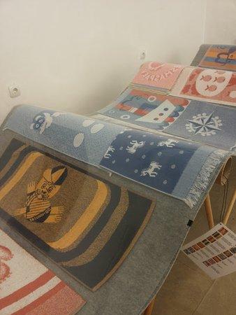 Кренгольмские полотенца