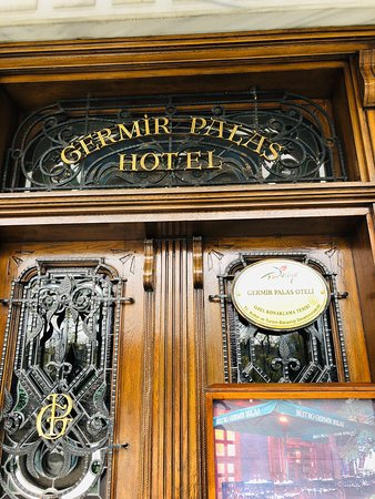 Germir Palas Hotel Istambul