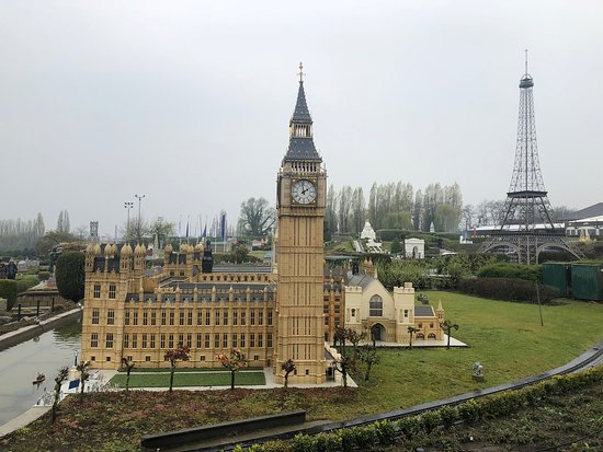 Mini Europe England
