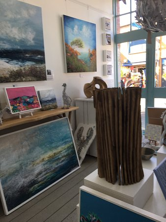 Gallery 5 Salcombe