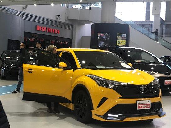 Toyota show room