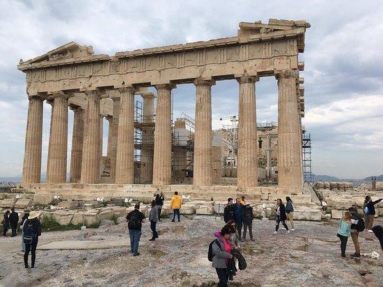 Athens, Greece: Storia