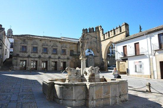 Baeza, España: Street view.