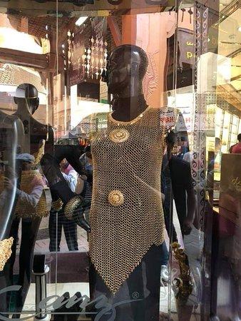 杜拜黃金街