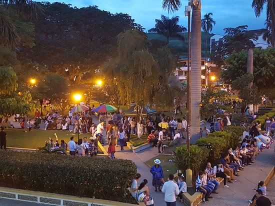 Charala, كولومبيا: Semana de pasion