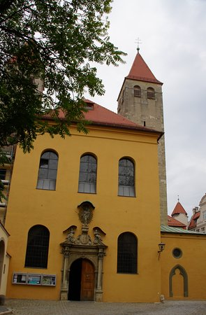 Schottenkirche St. Jakob: Церковь Святого Якоба