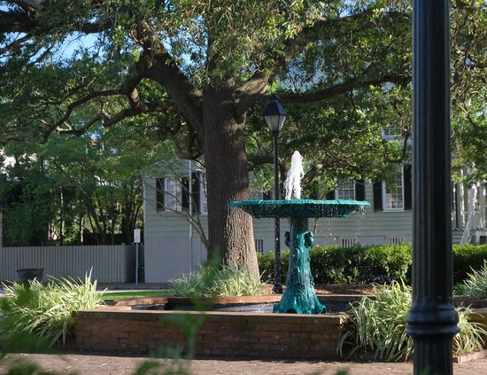 The Kehoe House - A Boutique Inn: View from Dining Room