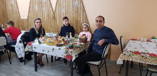 Встреча Нового 2019 года. гости из Тбилиси