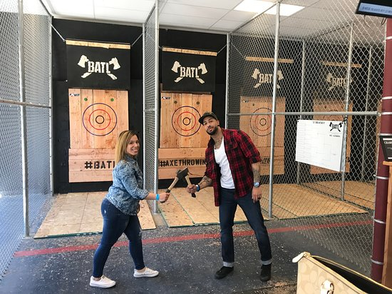 BATL-The Backyard Axe Throwing League