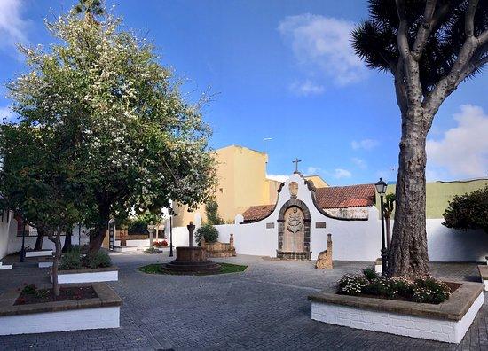Plaza Teresa de Bolivar