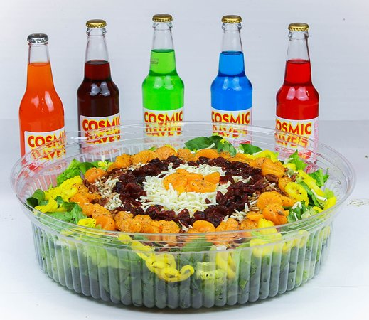 Graduation, Office meeting, Party or gathering?  We have your event covered with our salad trays.