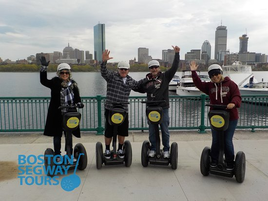 Boston Segway Tours: Create #fun #memories with us as we visit the #harbor to highlights of the #FreedomTrail & more! Learn why #Boston #Segway #Tours is #1 on #tripadvisor! 😎 www.bostonsegwaytours.net