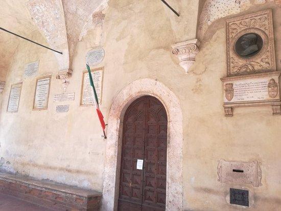 Palazzo Comunale di Pienza