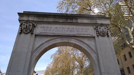 Guy's War Memorial