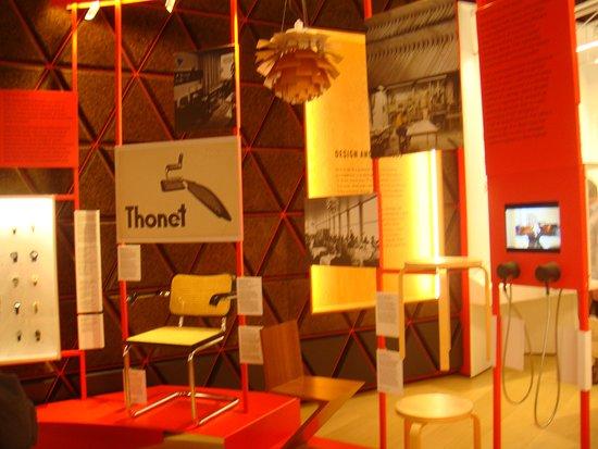 The Design Museum: The Design Museum, London