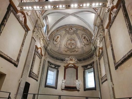 Forli, Taliansko: Chiesa di San Giacomo Apostolo in San Domenico