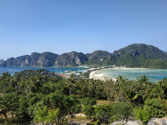 ‪‪Koh Phi Phi Viewpoint‬: great view‬