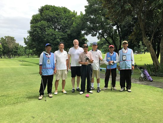 The newly formed Japan-American Golf Club (2017).