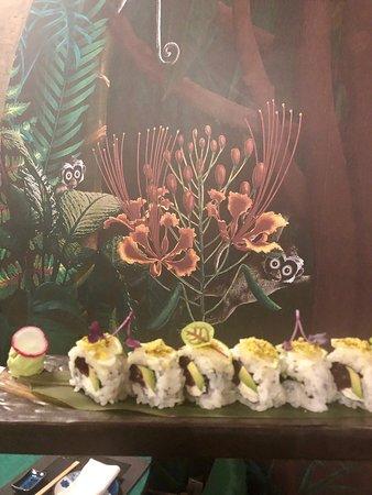 Jungle tao, locale fashion, cibo di ottimo qualita ,tante novita