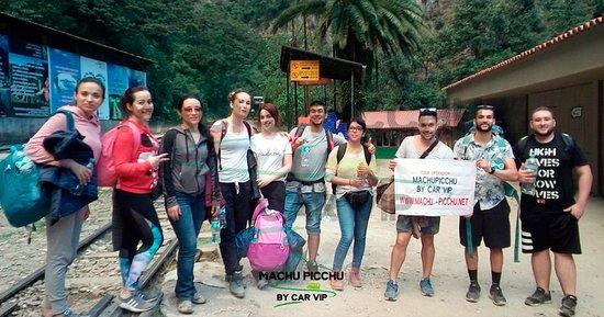 Machu Picchu by car Vip / Machu Picchu Vip, manejamos grupos todos los días y así garantizamos su salida y su servicio